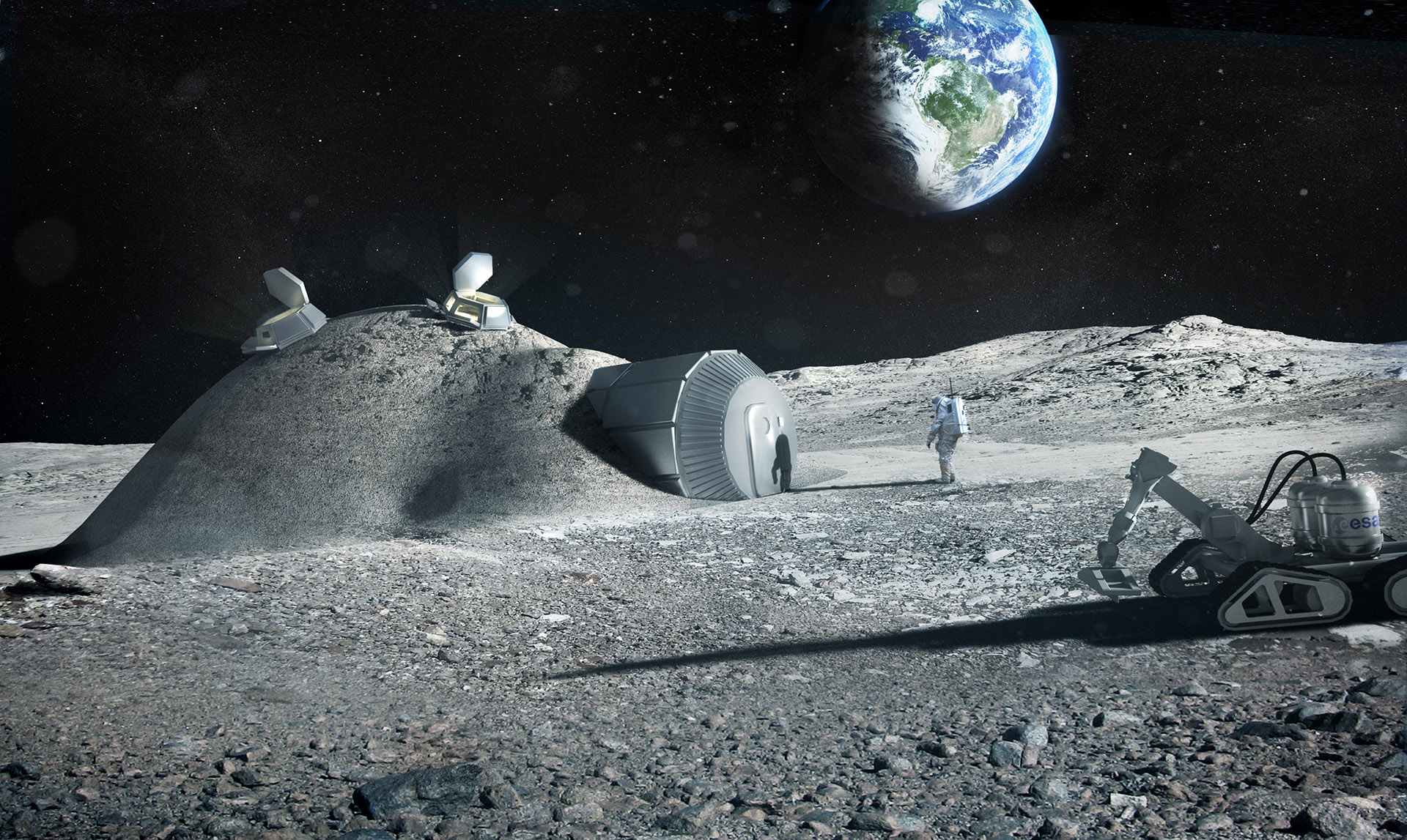 PR33 Water on the Moon – Filtering lunar ice cores to extract water