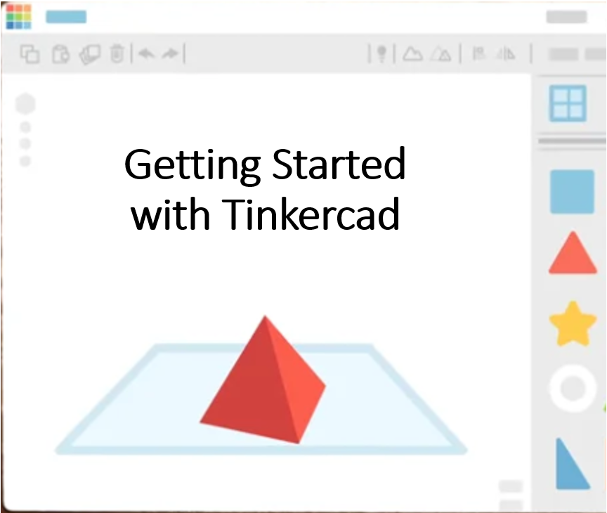 How to create an account in Tinkercad